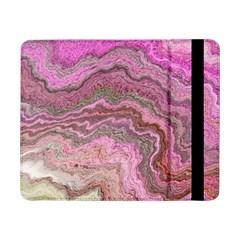 Keep Calm Pink Samsung Galaxy Tab Pro 8 4  Flip Case by ImpressiveMoments