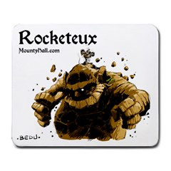 Mountyhall   Rocketeux   Large Mousepad by MountyHall