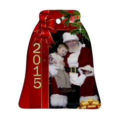 Jack Bell Ornament (2 Sided) By Deborah   Bell Ornament (two Sides)   Xrnxibd26nc5   Www Artscow Com Front