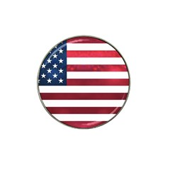 Usa2 Hat Clip Ball Marker (10 Pack)