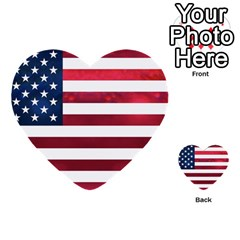 Usa2 Multi Purpose Cards (heart)