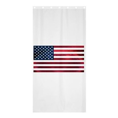 Usa2 Shower Curtain 36  X 72  (stall)  by ILoveAmerica