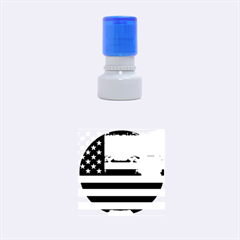 Usa2 Rubber Round Stamps (small)