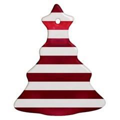 Usa2 Christmas Tree Ornament (2 Sides)