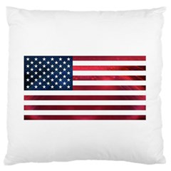 Usa2 Standard Flano Cushion Cases (Two Sides)  by ILoveAmerica