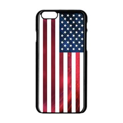 Usa2a Apple iPhone 6/6S Black Enamel Case by ILoveAmerica
