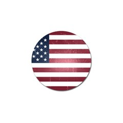 Usa3 Golf Ball Marker (10 Pack) by ILoveAmerica