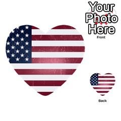 Usa3 Multi Purpose Cards (heart)