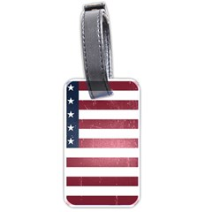 Usa3 Luggage Tags (two Sides) by ILoveAmerica