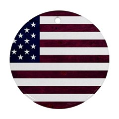 Usa4 Ornament (Round)  by ILoveAmerica