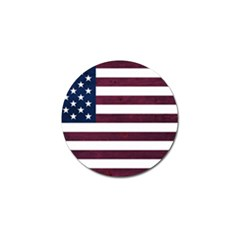 Usa4 Golf Ball Marker (10 Pack) by ILoveAmerica