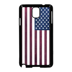 Usa4a Samsung Galaxy Note 3 Neo Hardshell Case (black) by ILoveAmerica