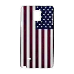 Usa4a Samsung Galaxy Note 4 Hardshell Case by ILoveAmerica