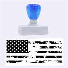 Usa5 Rubber Stamps (Large) by ILoveAmerica