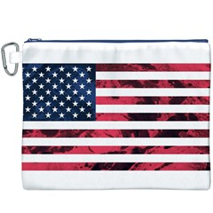 Usa5 Canvas Cosmetic Bag (XXXL)  by ILoveAmerica