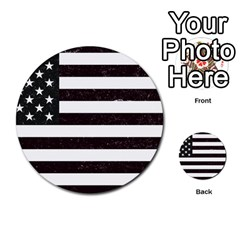 Usa6 Multi Purpose Cards (round)