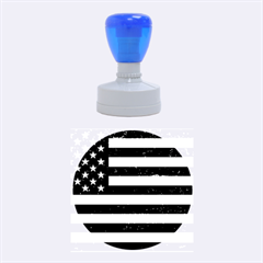 Usa6 Rubber Round Stamps (medium)