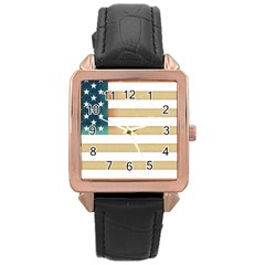 Usa7 Rose Gold Watches by ILoveAmerica