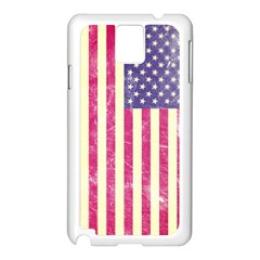 Usa99a Samsung Galaxy Note 3 N9005 Case (White) by ILoveAmerica