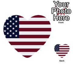 Usa999 Multi Purpose Cards (heart)