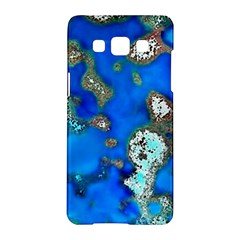 Cocos Reef Sinkholes Samsung Galaxy A5 Hardshell Case  by CocosBlue