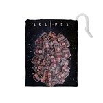 Eclipse - Drawstring Pouch (Medium)