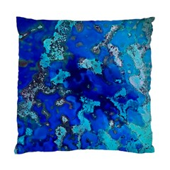 Cocos Blue Lagoon Standard Cushion Cases (two Sides)  by CocosBlue