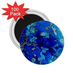 Cocos Blue Lagoon 2 25  Magnets (100 Pack)  by CocosBlue