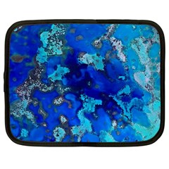 Cocos blue lagoon Netbook Case (XL)