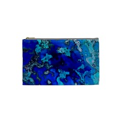 Cocos Blue Lagoon Cosmetic Bag (small)  by CocosBlue