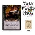 Hobbit Love Letter Retheme 3 Decks - Playing Cards 54 Designs