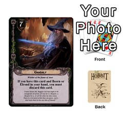 Hobbit Love Letter Retheme 3 Decks By Aaron Lambert   Playing Cards 54 Designs   5edihaa7e3mv   Www Artscow Com Front - Heart3
