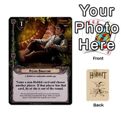 Hobbit Love Letter Retheme 3 Decks By Aaron Lambert   Playing Cards 54 Designs   5edihaa7e3mv   Www Artscow Com Front - Heart5