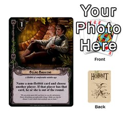 Hobbit Love Letter Retheme 3 Decks By Aaron Lambert   Playing Cards 54 Designs   5edihaa7e3mv   Www Artscow Com Front - Club2