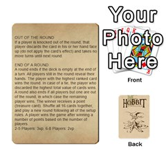 Hobbit Love Letter Retheme 3 Decks By Aaron Lambert   Playing Cards 54 Designs   5edihaa7e3mv   Www Artscow Com Front - Joker1