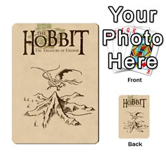 Hobbit Love Letter Retheme 3 Decks By Aaron Lambert   Playing Cards 54 Designs   5edihaa7e3mv   Www Artscow Com Back