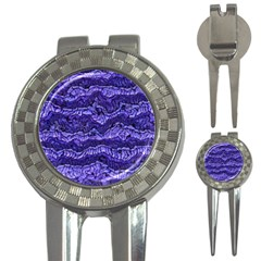 Alien Skin Blue 3-in-1 Golf Divots