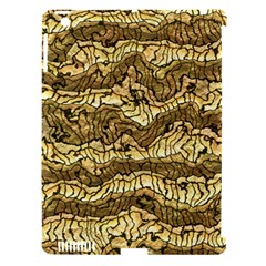 Alien Skin Hot Golden Apple Ipad 3/4 Hardshell Case (compatible With Smart Cover) by ImpressiveMoments