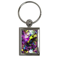 Colour Splash G264 Key Chains (rectangle)  by MedusArt