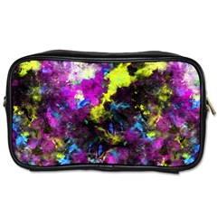 Colour Splash G264 Toiletries Bags 2 Side by MedusArt
