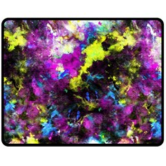 Colour Splash G264 Fleece Blanket (medium)  by MedusArt