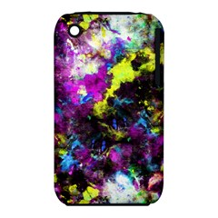 Colour Splash G264 Apple Iphone 3g/3gs Hardshell Case (pc+silicone) by MedusArt