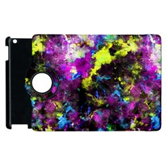 Colour Splash G264 Apple Ipad 3/4 Flip 360 Case by MedusArt