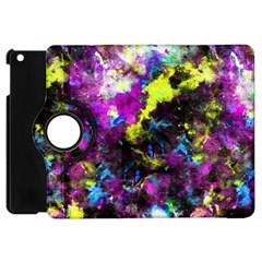 Colour Splash G264 Apple Ipad Mini Flip 360 Case by MedusArt