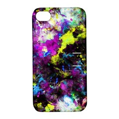 Colour Splash G264 Apple Iphone 4/4s Hardshell Case With Stand by MedusArt