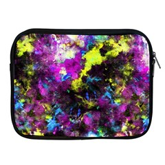 Colour Splash G264 Apple Ipad 2/3/4 Zipper Cases by MedusArt