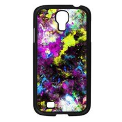 Colour Splash G264 Samsung Galaxy S4 I9500/ I9505 Case (black) by MedusArt