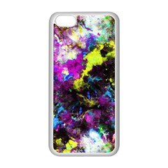 Colour Splash G264 Apple Iphone 5c Seamless Case (white) by MedusArt
