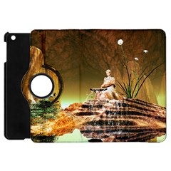 Wonderful Undergraund World Apple Ipad Mini Flip 360 Case by FantasyWorld7