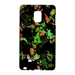 Splatter Red Green Galaxy Note Edge by MoreColorsinLife
